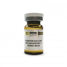 Coenzyme Q10 care with Hexapeptide-8 Kosmo-Relax