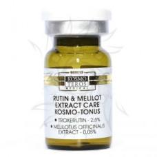KOSMO - TONUS. Mezokokteyl with routine and meliloto 6 ml (lymphatic drainage, anti-aging, pigmentation)