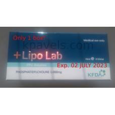 Lipo Lab 1 box (10x10ml)